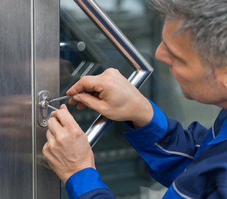 high security locks install nyc